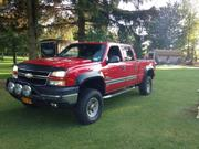 Chevrolet Silverado 2500 99705 miles